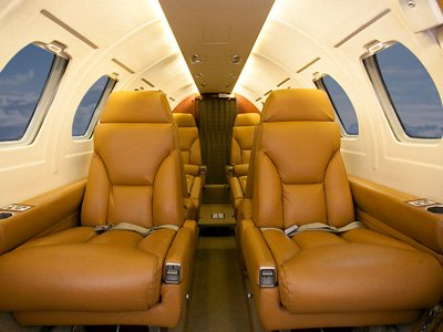 Cessna Citation Seating