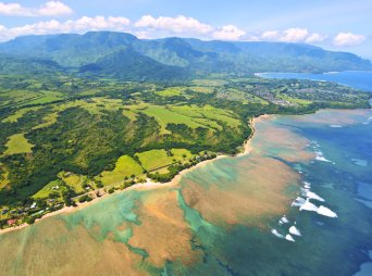 Private Jet Charter flights to Kauai Hawaii
