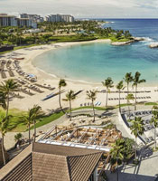 Four Seasons Oahu at Ko Olina Named by Forbes as One of the Top Hotels